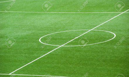 Die Veltins-Arena auf Schalke