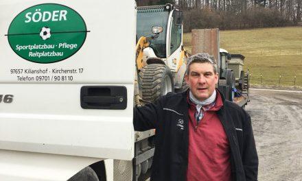 """Mitarbeiter Herbert Hoch: """"Maximale Anzahl kleiner Glückseligkeiten"""""""