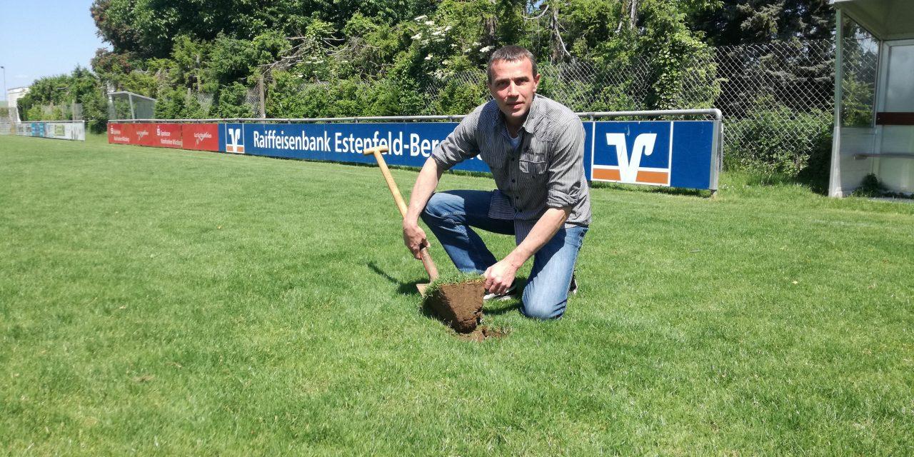 """Der Rasenflüsterer – Michael Straus: """"Jeder Rasenpfleger möchte Meister werden"""""""