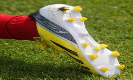 Schuhe haben bei Fussballern einen hohen St(o)ellenwert–Teil 1