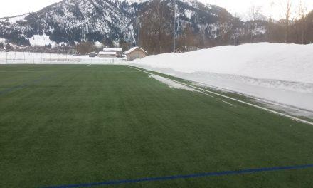 """""""Ausfallerscheinungen"""" eines Fußballplatzes – Spielverlegung"""