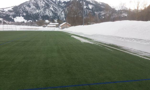 Herbst: Vorbereitungen für winterfeste Fußballplätze